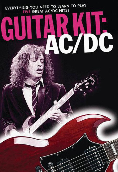 AC/DC Guitar Kit