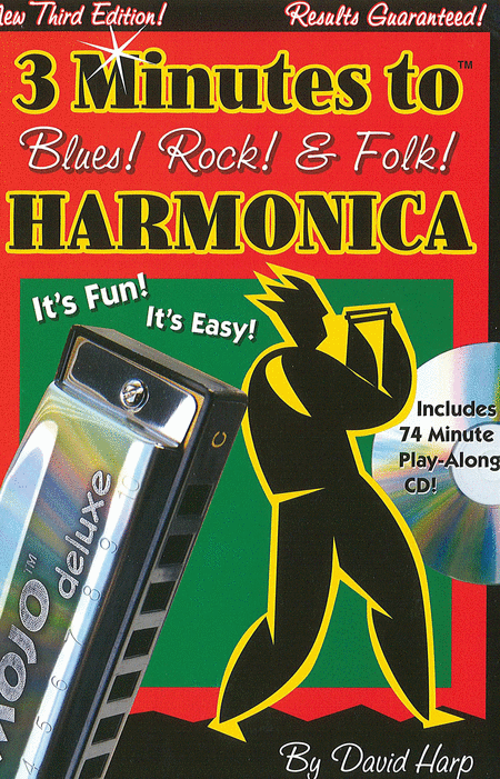 3 Minutes to Blues, Rock & Folk Harmonica