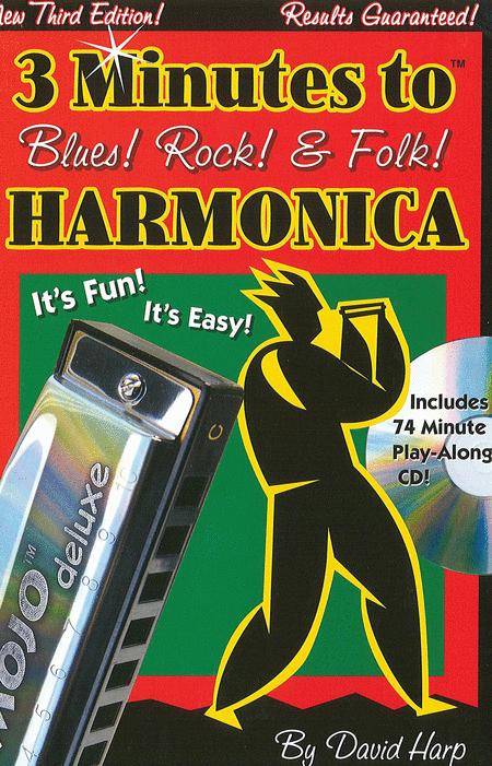 3 Minutes to Blues, Rock & Folk Harmonica
