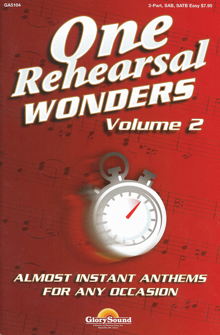 One Rehearsal Wonders - Volume 2