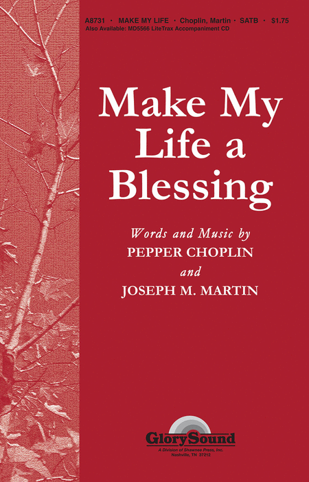 Make My Life a Blessing