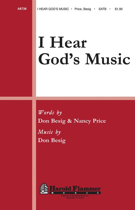 I Hear God's Music
