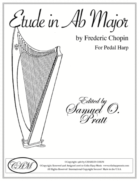 Etude in Ab Major Op. 25 #1