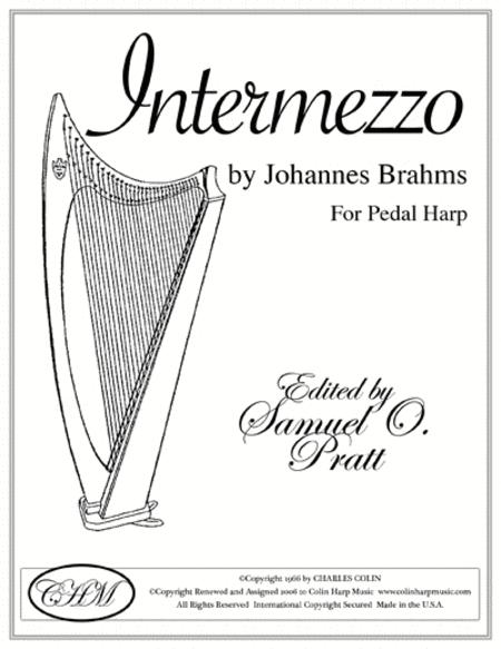 Intermezzo, Op. 117
