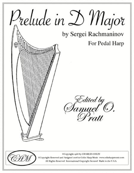 Prelude in D Major Op. 23 #4