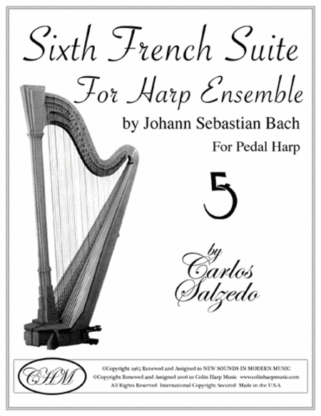 Sixth French Suite