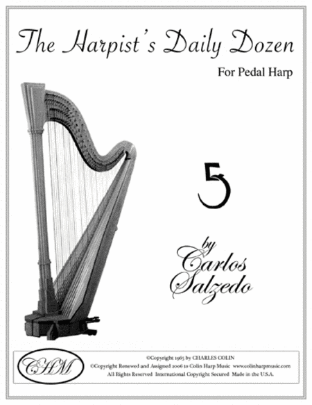 The Harpist's Daily Dozen