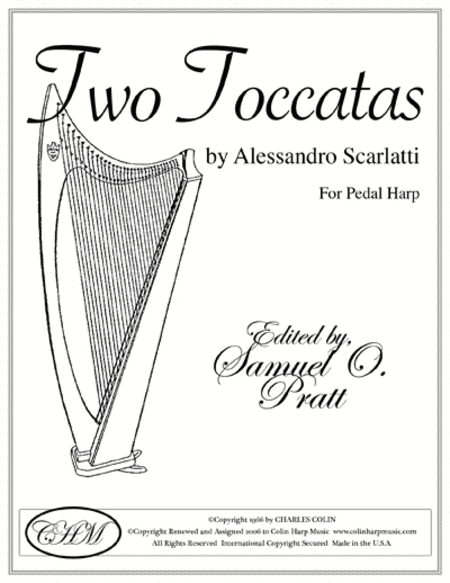 Two Toccatas