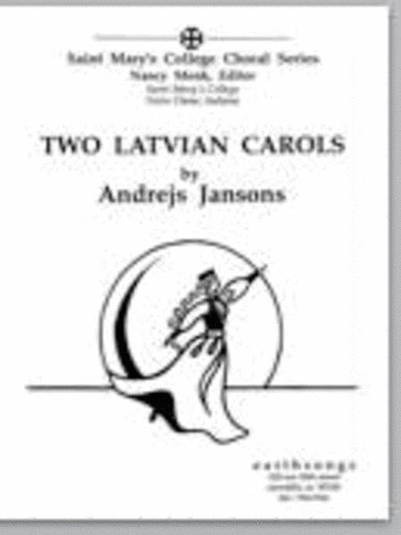 2 Latvian Carols