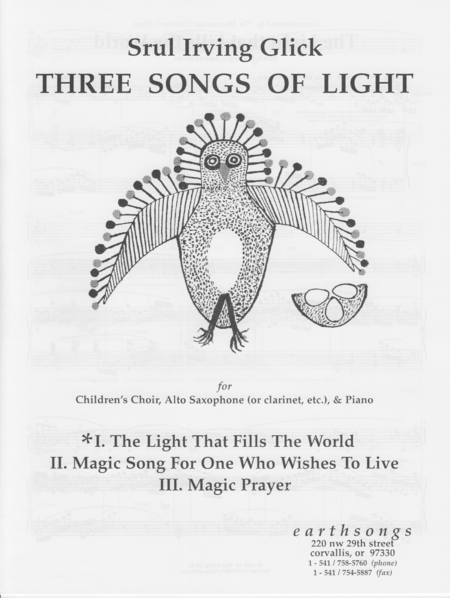 3 Songs Of Light