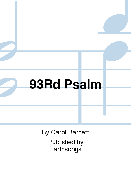 93Rd Psalm