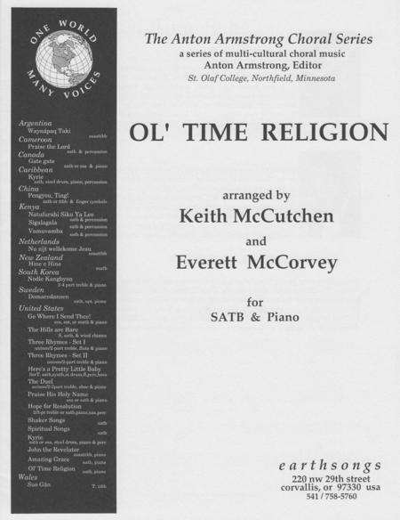 Ol' Time Religion