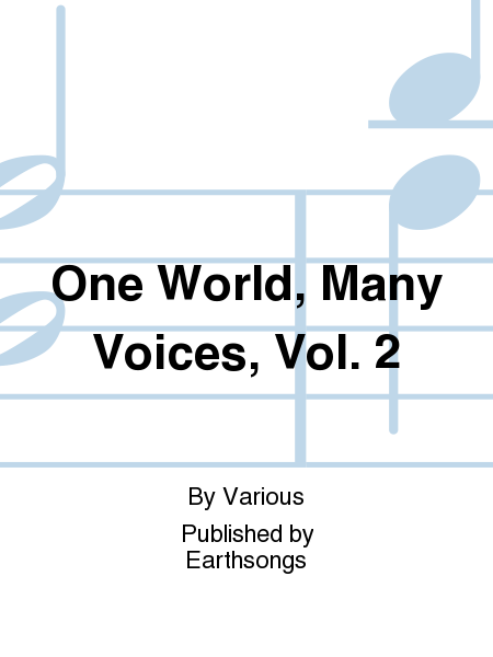 One World, Many Voices, Vol. 2