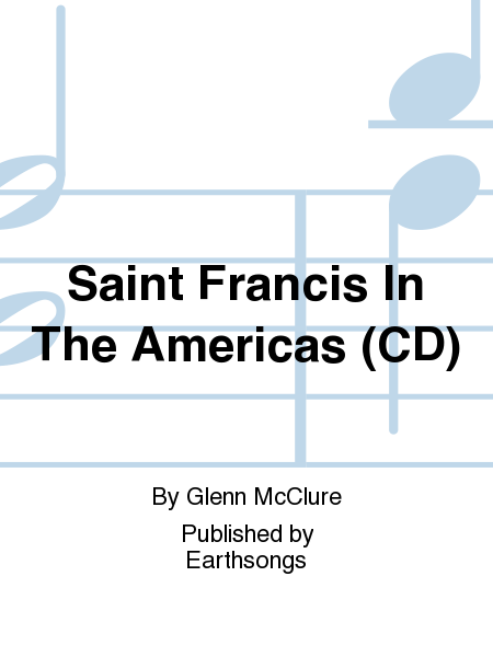 Saint Francis In The Americas (CD)