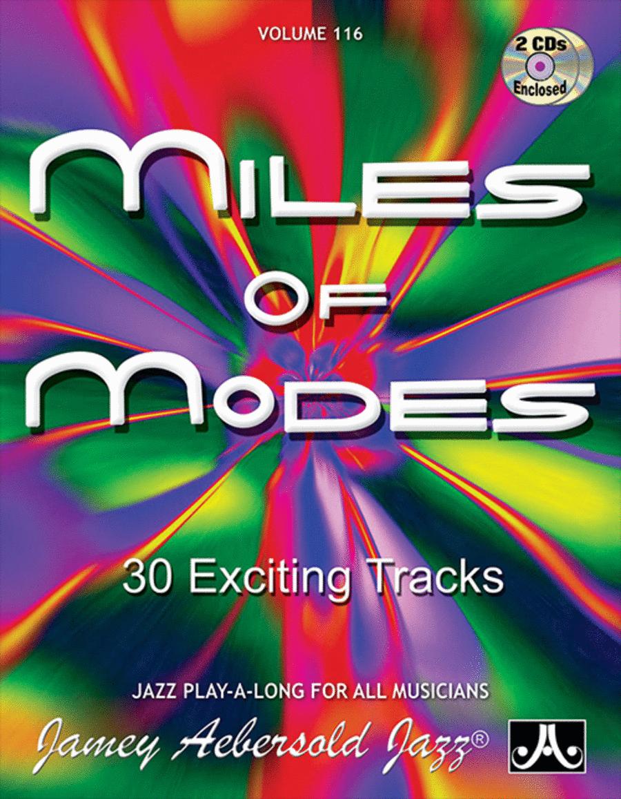 Volume 116 - Miles of Modes