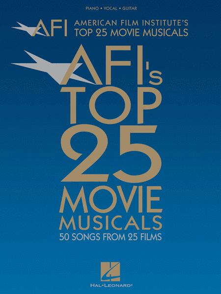 American Film Institute's Top 25 Movie Musicals