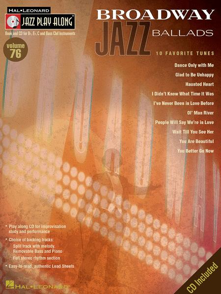 Broadway Jazz Ballads