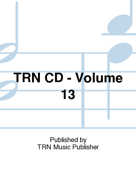 TRN CD - Volume 13