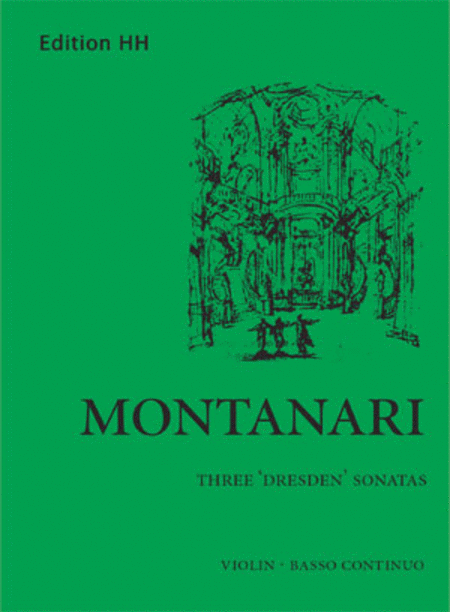 Three 'Dresden' Sonatas