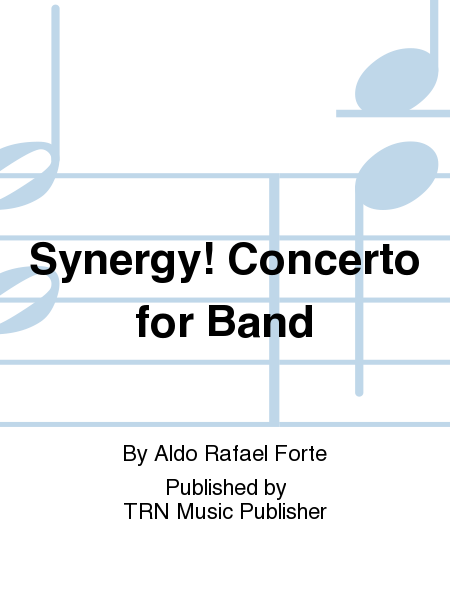 Synergy! Concerto for Band