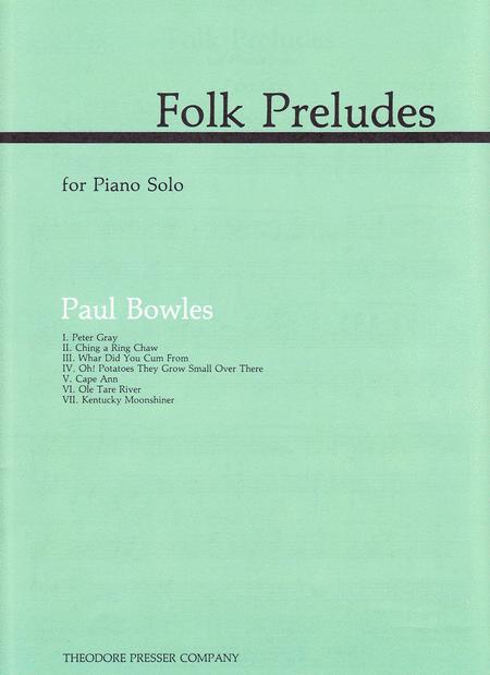 Folk Preludes
