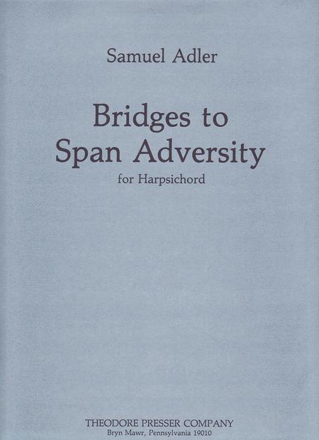 Bridges to Span Adversity