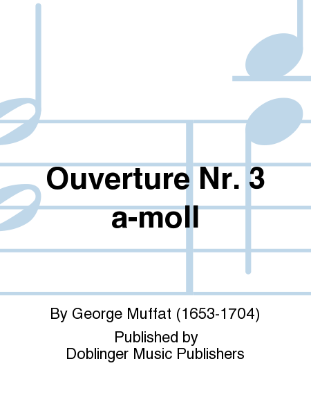 Ouverture Nr. 3 a-moll