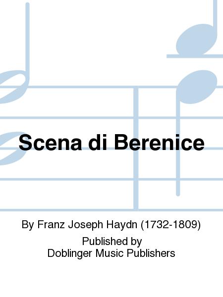 Scena di Berenice