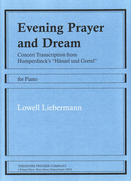 Evening Prayer and Dream