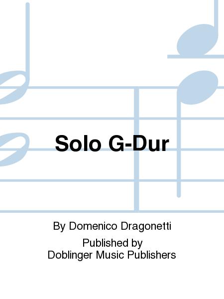 Solo G-Dur