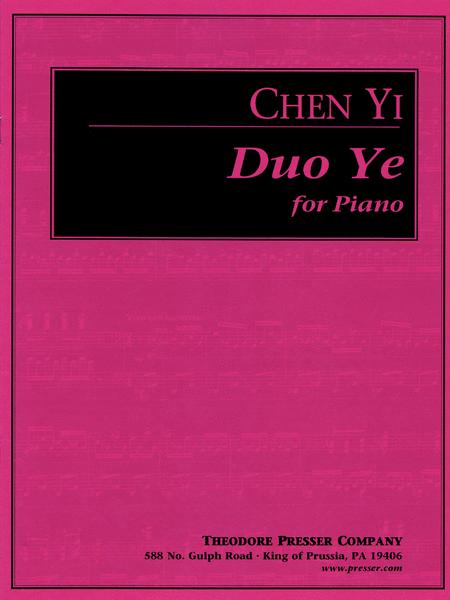 Duo Ye
