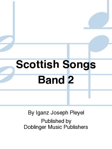 Scottish Songs Band 2