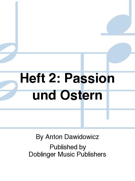 Heft 2: Passion und Ostern
