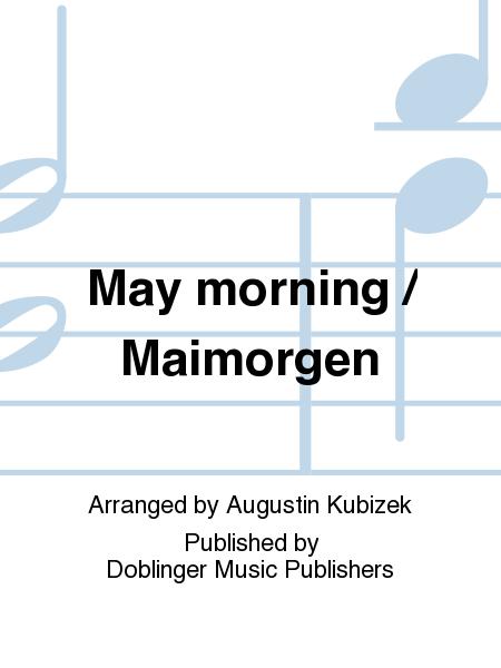 May morning / Maimorgen