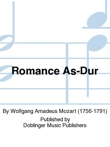 Romance As-Dur