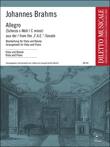 Allegro (Scherzo c-moll)