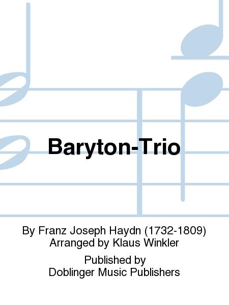 Baryton-Trio