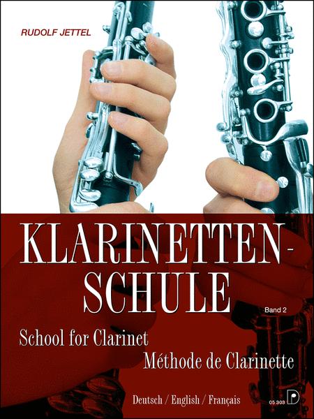 Klarinetten-Schule Band 2