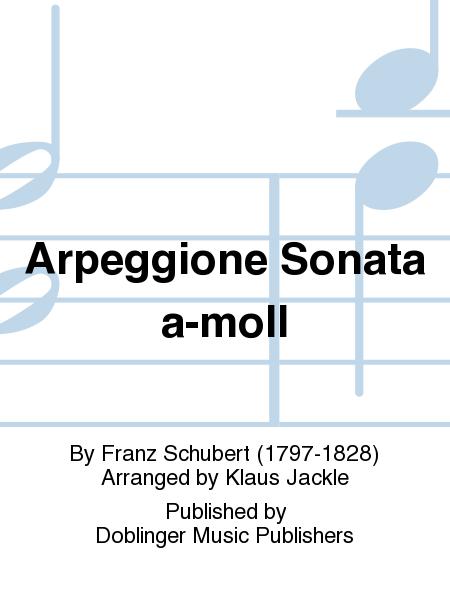 Arpeggione Sonata a-moll