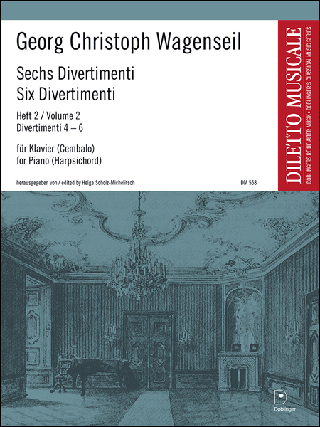 6 Divertimenti op. 1 Band 2