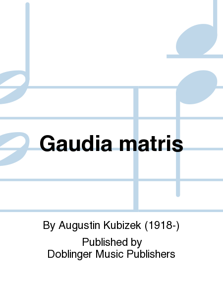 Gaudia matris