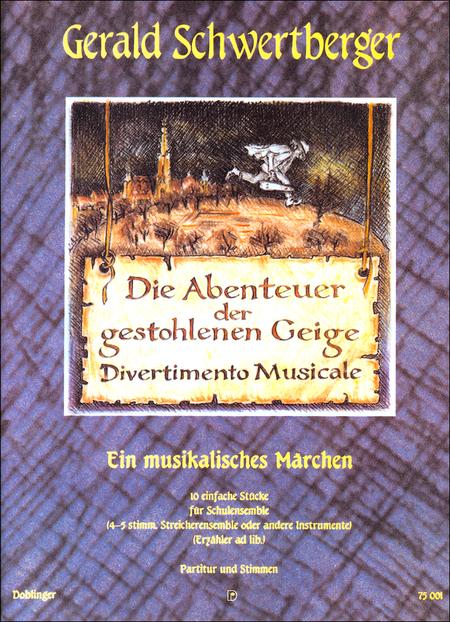 Die Abenteuer der gestohlenen Geige