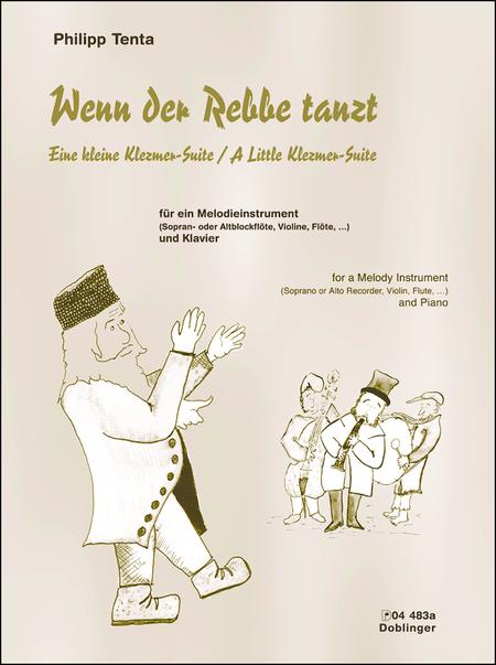 Wenn der Rebbe tanzt