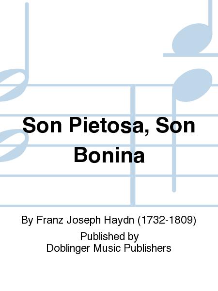 Son Pietosa, Son Bonina