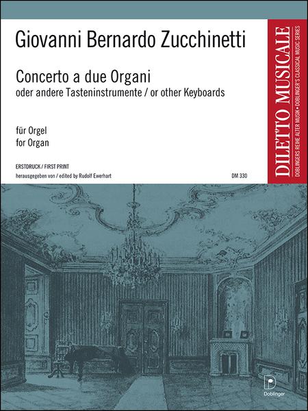 Concerto a due Organi