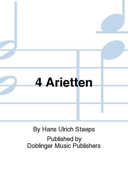 4 Arietten