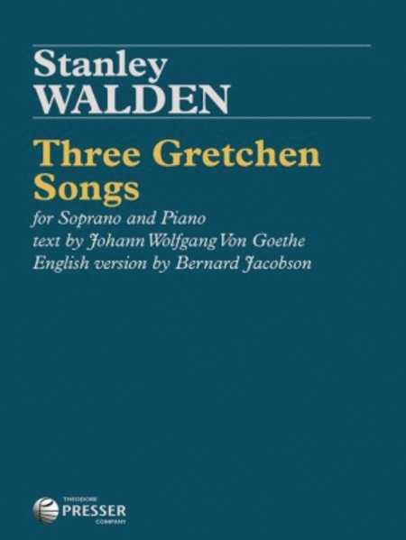 3 Gretchen Songs