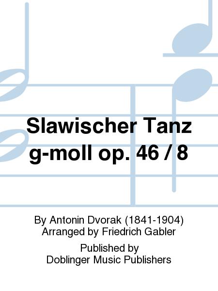 Slawischer Tanz g-moll op. 46 / 8