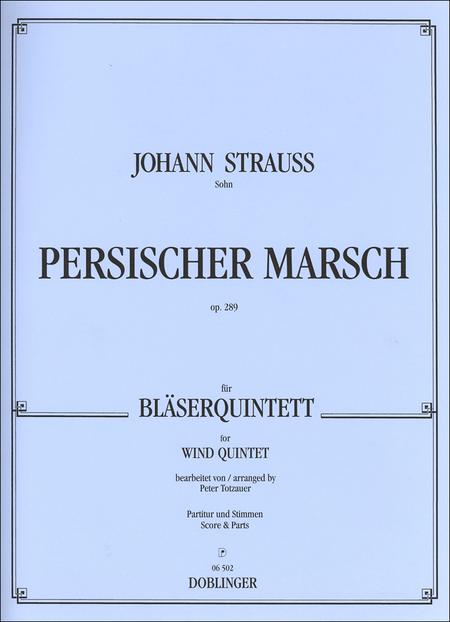 Persischer Marsch op. 289