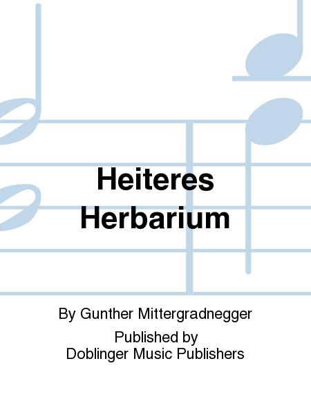 Heiteres Herbarium